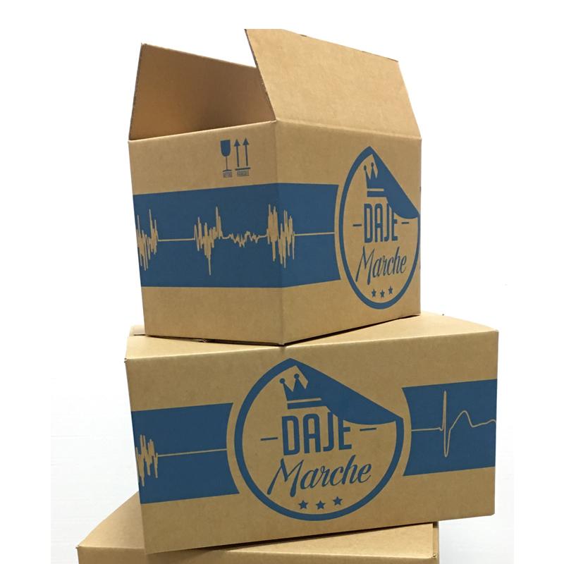dajemarche scatola americana